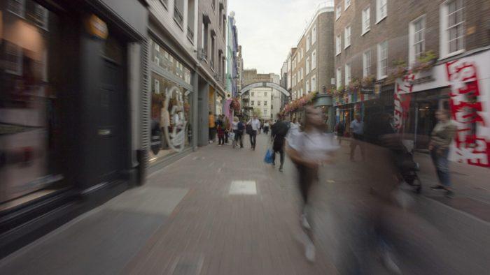 london time-lapse