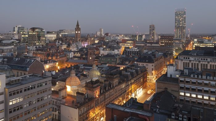 Manchester Time Lapse