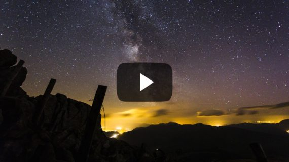 milkyway time lapse