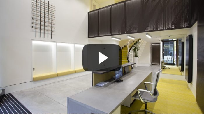 fit out timelapse