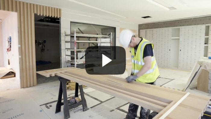 fit out time lapse